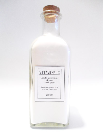 Pure Vitamin C Activated Mineral Solution