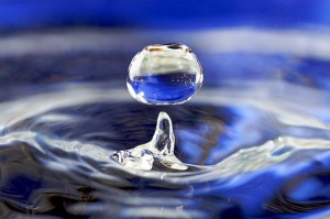 clean-water-drop