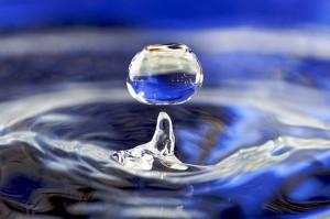 clean-water-drop