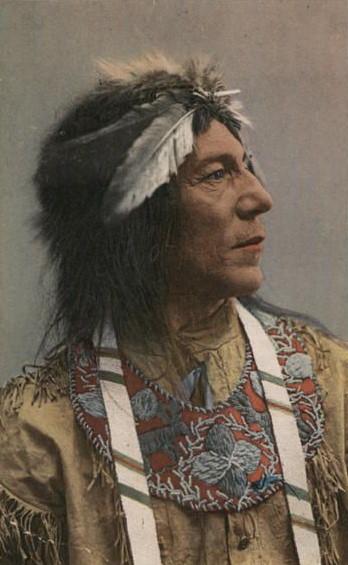 Ojibwa Indian