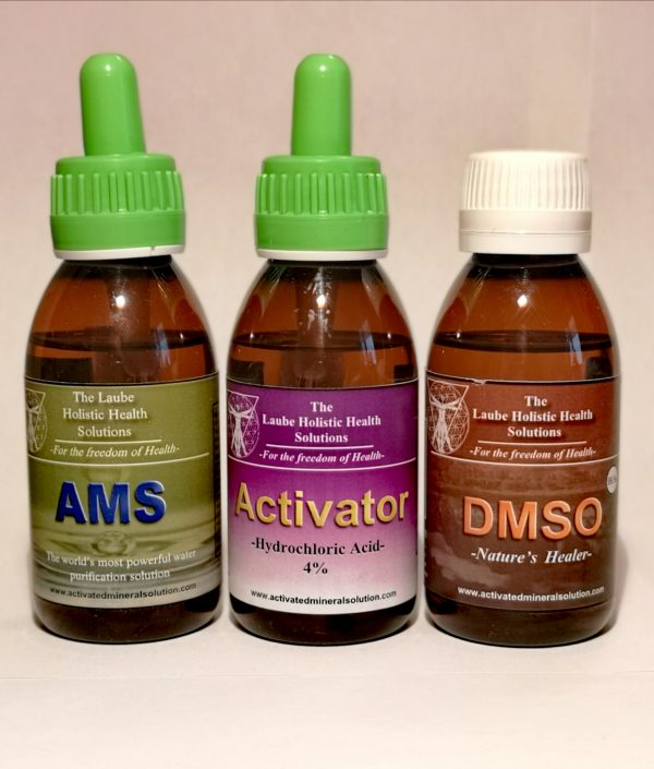 AMS set+DMSO 120ml