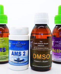 AMS set + DMSO + AMS2