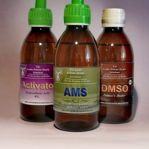 AMS set+DMSO 250ml