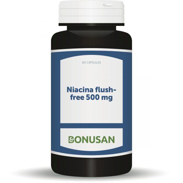 Niacina flush- free 500mg